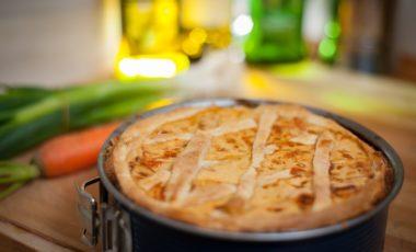 Lovely Creamy Winter Pie